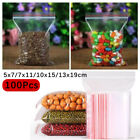 Package Bag Sealed bag Clear Jewelry Opp Bag Grip Seal Clear Self High quality