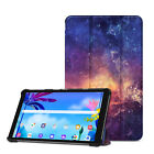 """Slim Case for LG G Pad 5 10.1"""" FHD 2019 tablet Folio hard Stand Cover Wake/Sleep"""