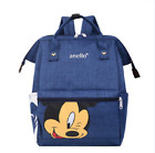 Multi-use Mickey Large Mummy Baby Diaper Nappy Backpack Mom Changing Travel Bag For Sale