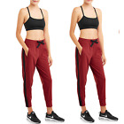 (2- Pack) Avia Women's Athleisure Jogger Crop with Side Stripe