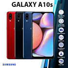 (new&unlocked) Samsung Galaxy A10s Sm-a107f Black Red Blue Android Mobile Phone