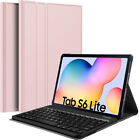 """For Samsung Galaxy Tab S6 Lite 10.4"""" SM-P610 P615 Bluetooth Keyboard Case Cover"""