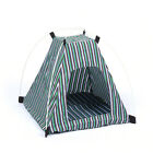Pet Tent Breathable Soft Folding Striped Small Pet Dog Cat Puppy House