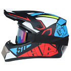 OffRoad Full Face Mountain Bike Helmet Bicycle Motorcycle MTB BMX SkateSports UK