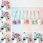 Fake Artificial Flower Ball Home Household Decoration Gift Accessories