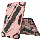 """For Samsung Galaxy Tab S6 Lite 10.4"""" P610 P615 Rugged Thin Tablet Case w Handle"""