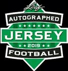 PICK YOUR TEAM -2019 LEAF AUTOGRAPHED FOOTBALL JERSEY 1 BOX BREAK