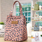 Adult Kids Girls Portable Insulated Lunch Bag Box Picnic Tote Cooler