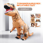 Adults/Kids Inflatable Dinosaur Costume Blowup Cosplay Blow Up Outfit Gift
