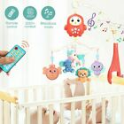 'Baby Musical Mobile Projection Nursery Lights, Bed Crib Cot With Remote Control