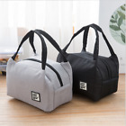 New Adult Kids Portable Lunch Bag Insulated Thermal Cooler Boxs Carry Travel