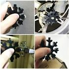 2ps Saker 18-in-1 Stainless Steel Snowflakes Multi-tool Usa