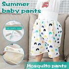 Pants Anti Bed-wetting Cotton Bamboo Fiber Childrens Diaper Skirt Shorts