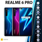 (new & Unlocked) Realme 6 Pro Blue Red 8gb+128gb Quad Cam Android Mobile Phone