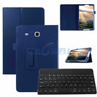 "For Samsung Galaxy Tab E 8.0"" SM-T377 T375 Magnetic PU Leather Stand Case Cover"