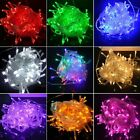 String Fairy Lights 10M/20M/50M LED Christmas Tree Light Xmas Party wedding Lamp