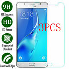 5X Tempered Glass Screen Protector For Samsung Galaxy A5 A6 A7 A8 2018 J7 J5 J3