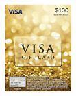 $25-$200 GIFT CARD. ACTIVATED. Non Reloadable. No Fees. Fast Shipping!