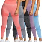 Womens High Waist Vital Seamless Gym Leggings Shark Fitness Sports Yoga Pants