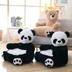 Children sofa cartoon Teddy bear panda toy lazy cute baby sofa seat Comfortable