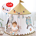YARD Kid Tent House Portable Princess Castle 123*116cm Children Tent House
