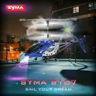 HOT Syma S107G 2nd Edition New Version Indoor Helicopter 3.5CH Alloy Copter G6N8
