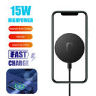Qi Wireless Charger Magnetic Charging Pad for iPhone 12 Pro Max Mini 11 MagSafe