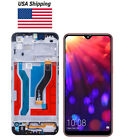 For Samsung Galaxy A10s 2019 A107M/DS A107F/DS LCD Display Touch Screen ± Frame