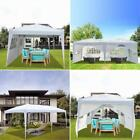 10'x20' Pop Up Gazebo Canopy Party Tent Fold Marquee Awning Tent w/ Carry Bag