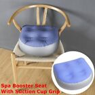 Back Pad Spa Cushion Massage Mat Inflatable Booster Seat For Adults Kids
