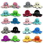 Nice Reversible Flip Octopus Plush Stuffed Toy Soft Animal Home Accessories Gift