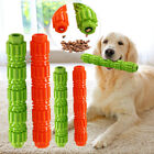 Dog Pet Safety Chew Toys Bite-Resistant Puppy Durable Rubber Dental Teeth Toy