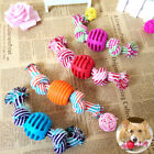 Pet Dog Safety Chew Toy Puppy Doggy Bite-Resistant Rubber Toys