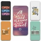 For Iphone 12 & 12 Pro Flip Case Cover Text Group 9