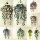Artifical Hanging Fake Flowers Ivy Vine Garland Plant Wedding Home Decoration Us