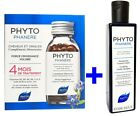 PHYTO Phytophanere Hair Nails Dietary Supplement 240 Caps - 4 Months  Shampoo