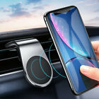 Phone Holder Clip Car Air Vent Magnetic Bracket for Mobile Phone GPS Accessories