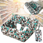 2-in-1 Shopping Cart Cover High Chair and Grocery Cart Covers Mat For Baby Kids