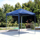 Portable Pop-up Gazebo Marquee Canopy Outdoor Garden Patio Party Tent 2x2M 3x3M