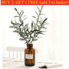 Artificial Plants Fake  Fruits Olive Tree Branches Simulation Leaf Home Decor ~~