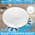 3-IN-1 Smart Robotic Vacuum Cleaner Sweeper Machine Edge Rechargeable