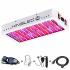 King Plus 1200w LED Grow Light Full Spectrum for Greenhouse Indoor Plant Veg and