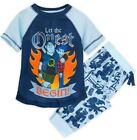 Disney Authentic Onward Ian  Barley Sleep Set Pajamas for Boys PJ's Size 5/6