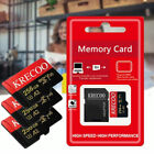 Micro Memory SD Card 256GB 278MB/S Class10 4K A2 Fast Flash TF Card with Adapter