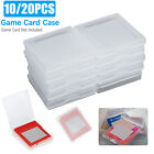 10/20pcs Protective Cartridge Cases Dust Covers For Nintendo Game Boy Color GBC