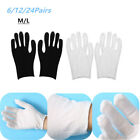 US Cotton Protective Working Gloves for Coin Jewelry Silver Inspection Cleaning