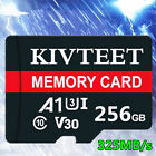 256GB Ultra Micro SD Card 325MB/S Class10 TF SDXC Memory Card mobile Cellphone