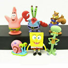 Aquarium Landscaping Decoration SpongeBob SquarePants Patrick Statue Tank Toy US