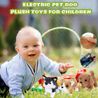 Electric Plush Toy Teddy Will Be Called Walking Smart Robot Dog Children's Toy