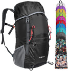 G4Free Lightweight Packable Hiking Backpack 35/40L Travel Camping Daypack Foldab